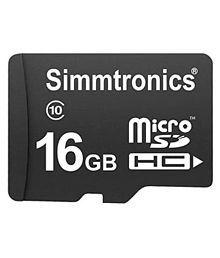 Simmtronics 16 GB Class 10 Memory Card