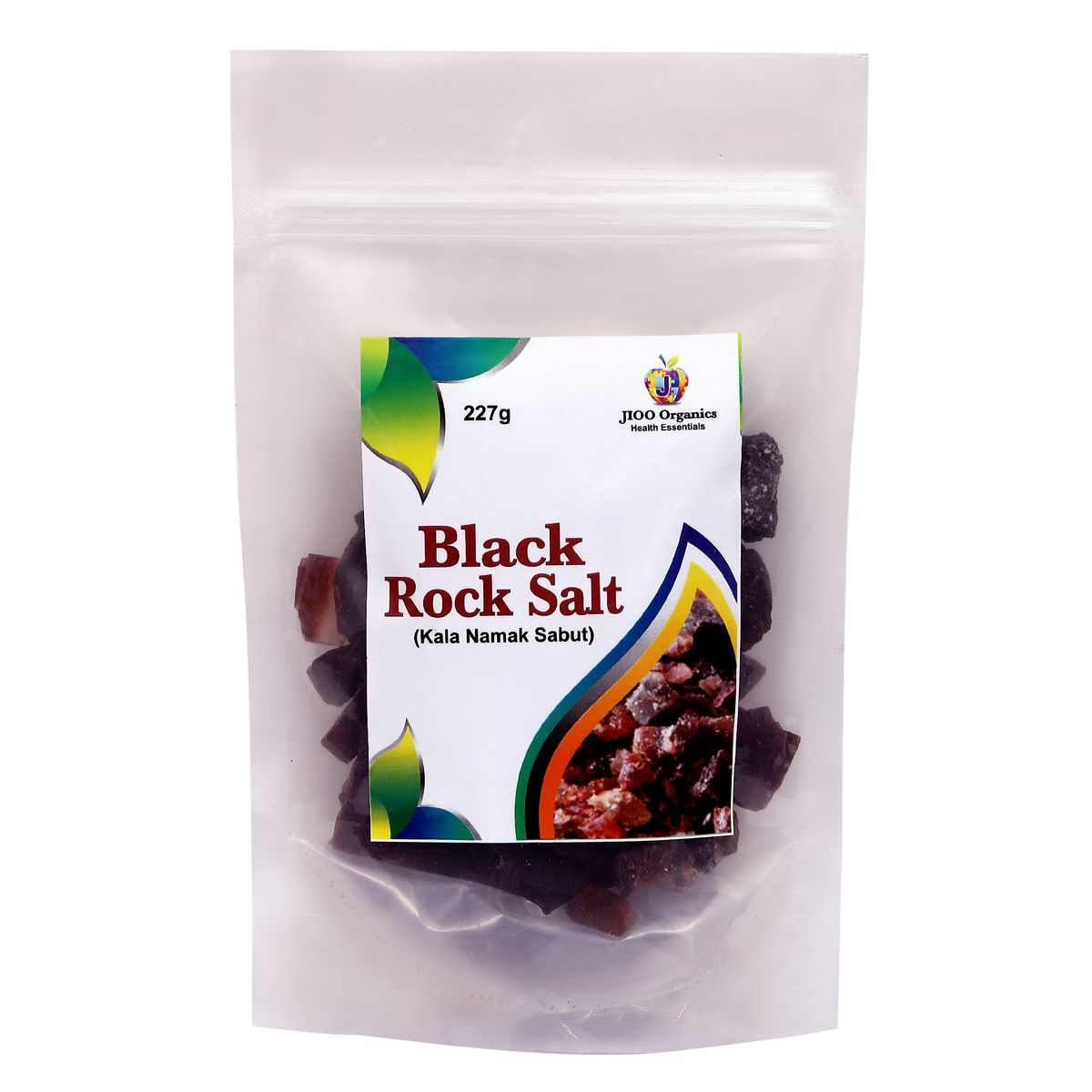 Jioo Organics Black Rock Salt Black Salt 227 gm