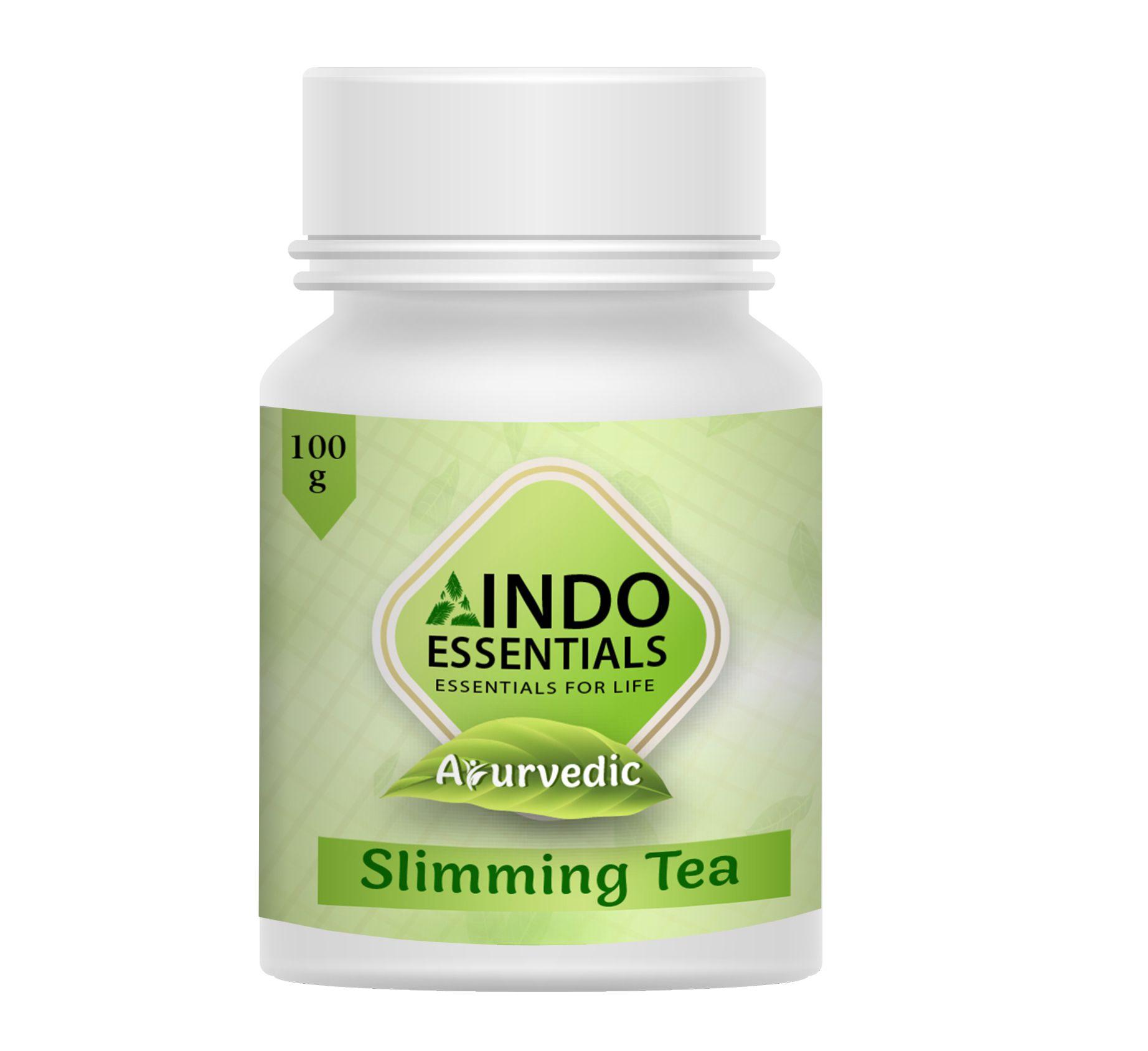Indo Essentials Slim Tea Loose Leaf 100 gm