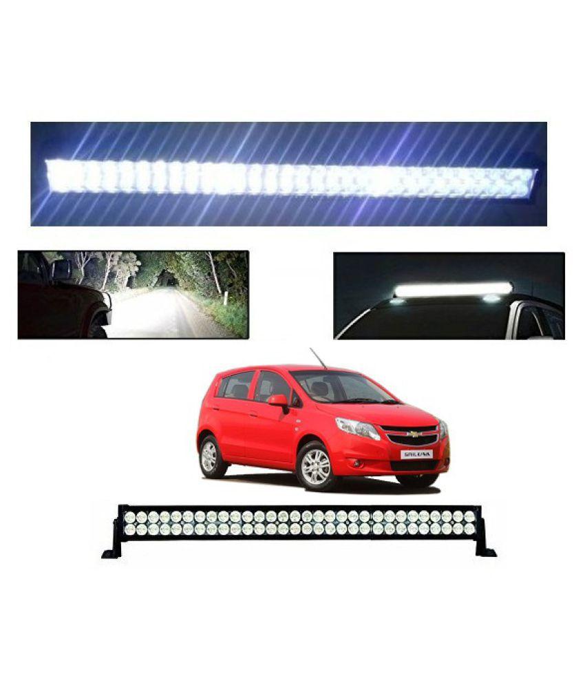 Trigcars Chevrolet UVA Bar Light Fog Light 41Inch 120Watt