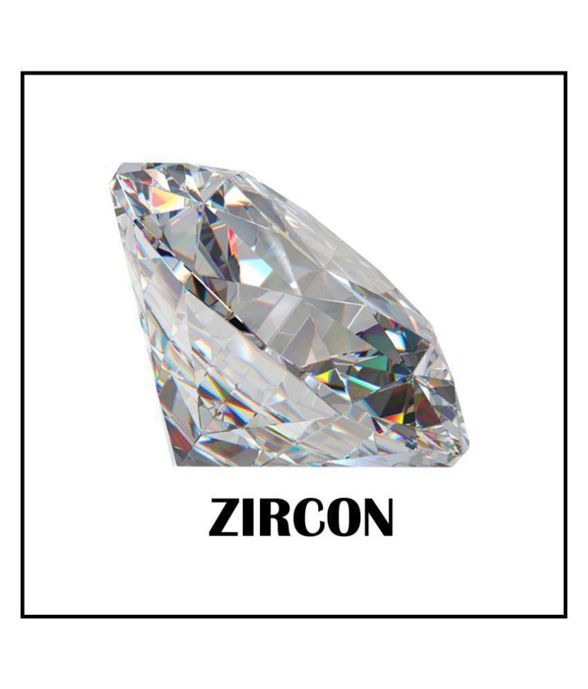 Maya Gems/Original White Diamond Gemstone (Zircon)