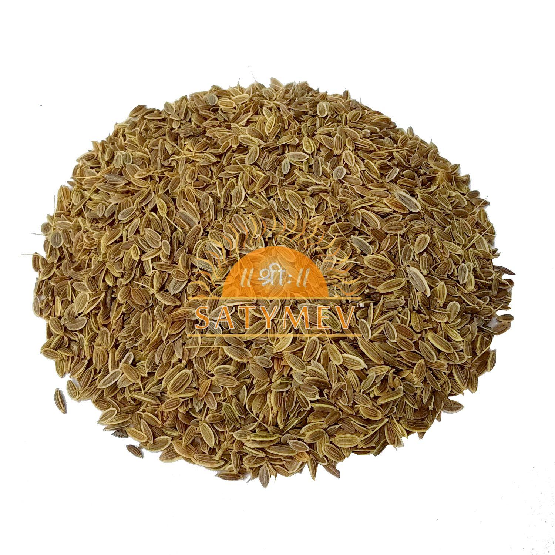 SriSatymev Dill Seeds / Sowa Seeds / Sooya Seeds Raw Herbs 100 gm Pack Of 1