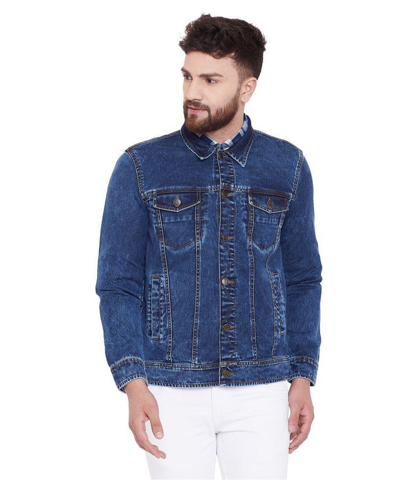 Canary London Blue Denim Jacket