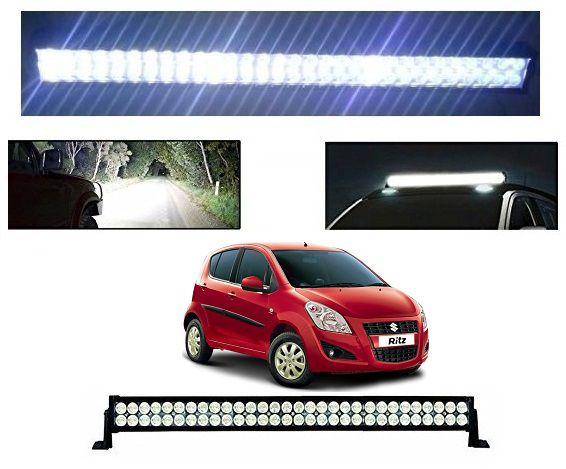 Neeb Traders Maruti Suzuki Ritz New  Bar New Light Fog Light 22Inch 120Watt