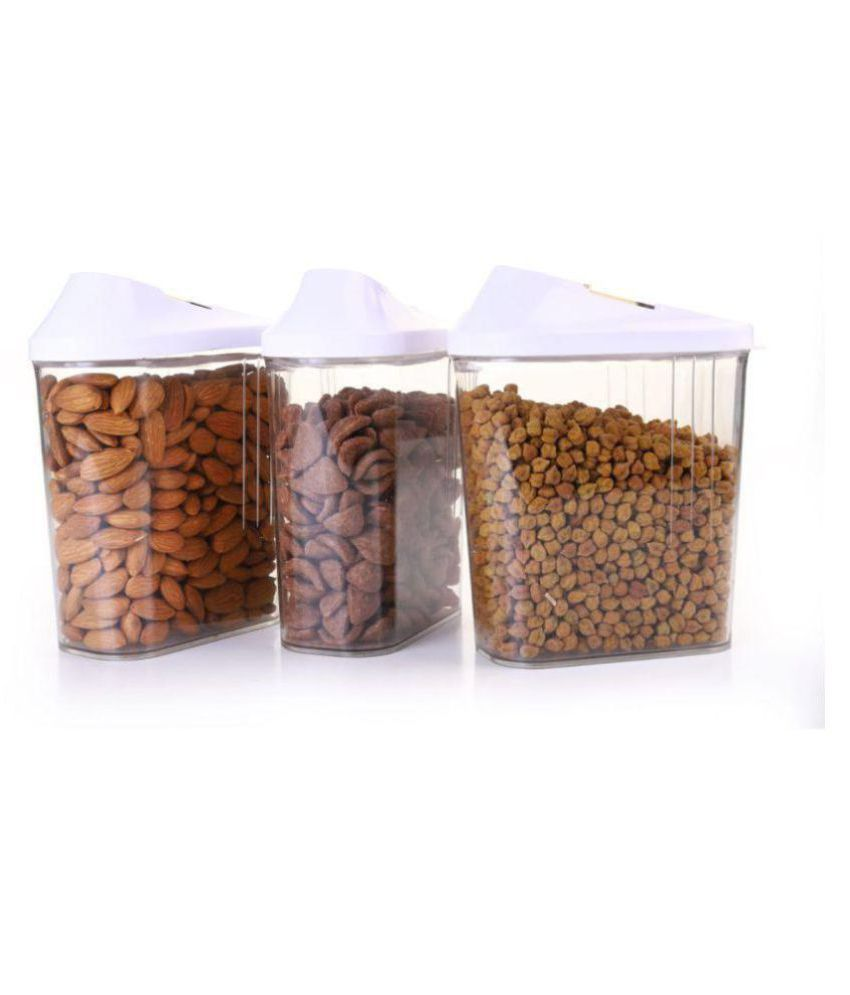 Vittamix polyproplene Dal PET Food Container Set of 3 750 mL