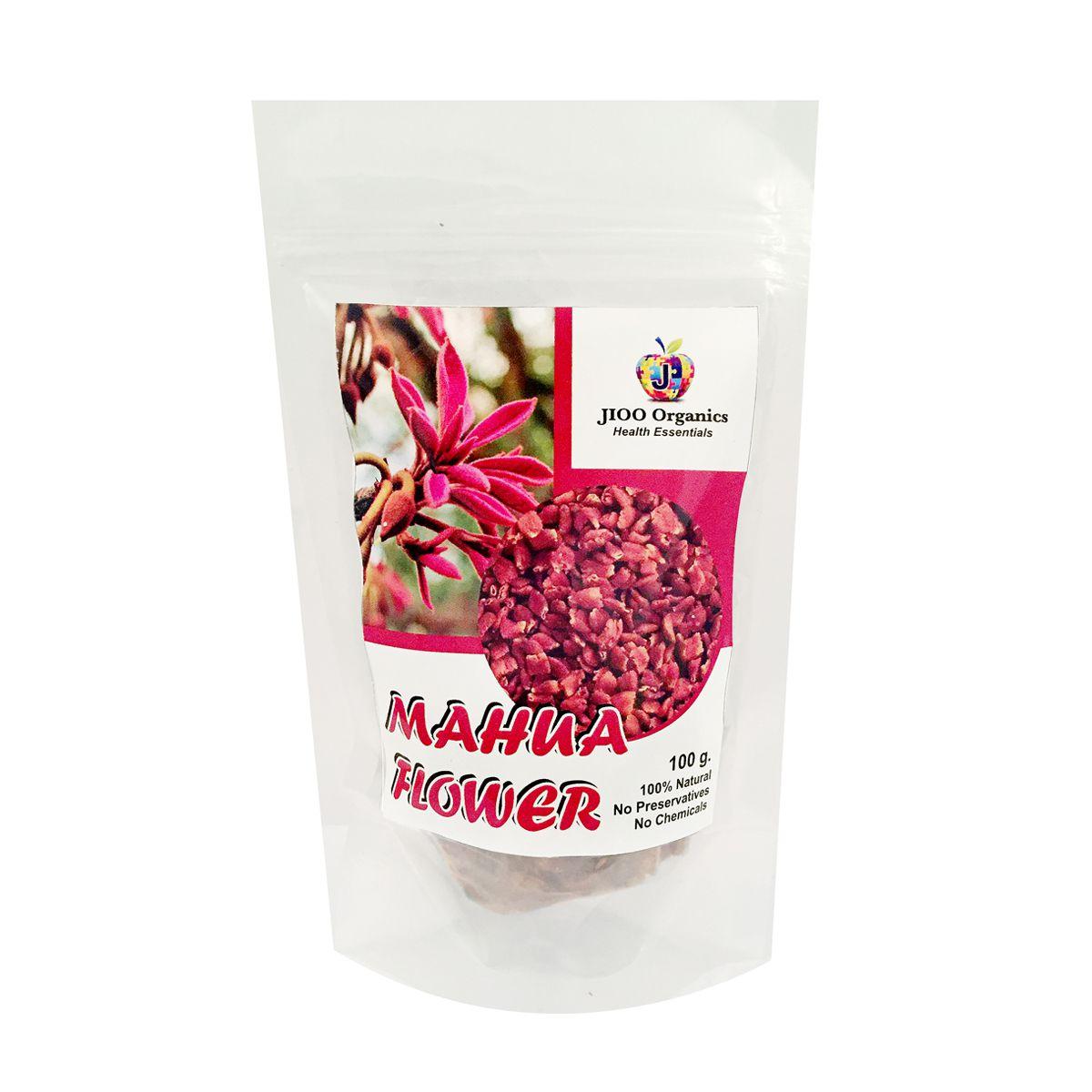 Jioo Organics Mahua Fruit Raw Herbs 1 gm