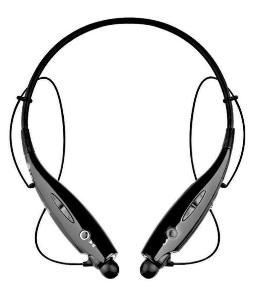 Vivo HBS 730 Neckband Wireless Earphones With Mic