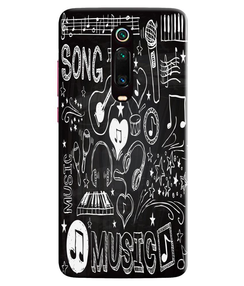Xiaomi Redmi K20 Printed Cover By HI5OUTLET