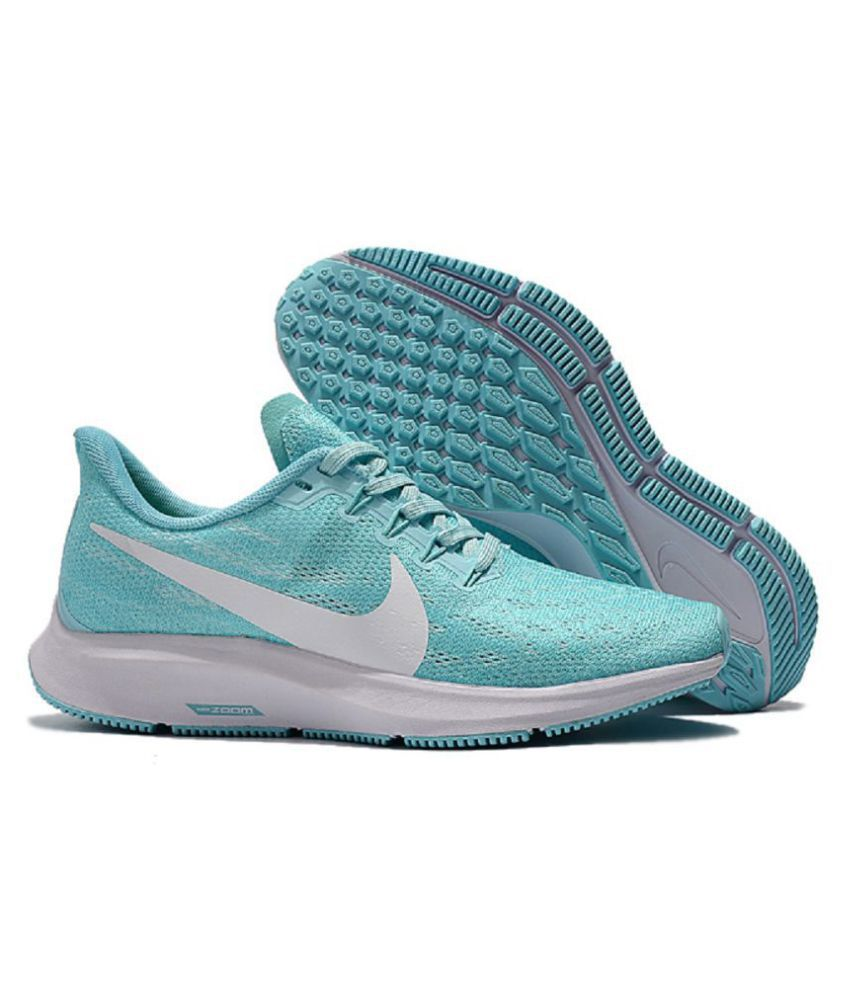 taquigrafía Nabo mejilla  Nike Turquoise Running Shoes Price in India- Buy Nike Turquoise Running  Shoes Online at Snapdeal