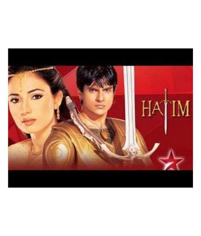 Hatim Star Plus TV Serial All Episodes ( DVD ) - Hindi