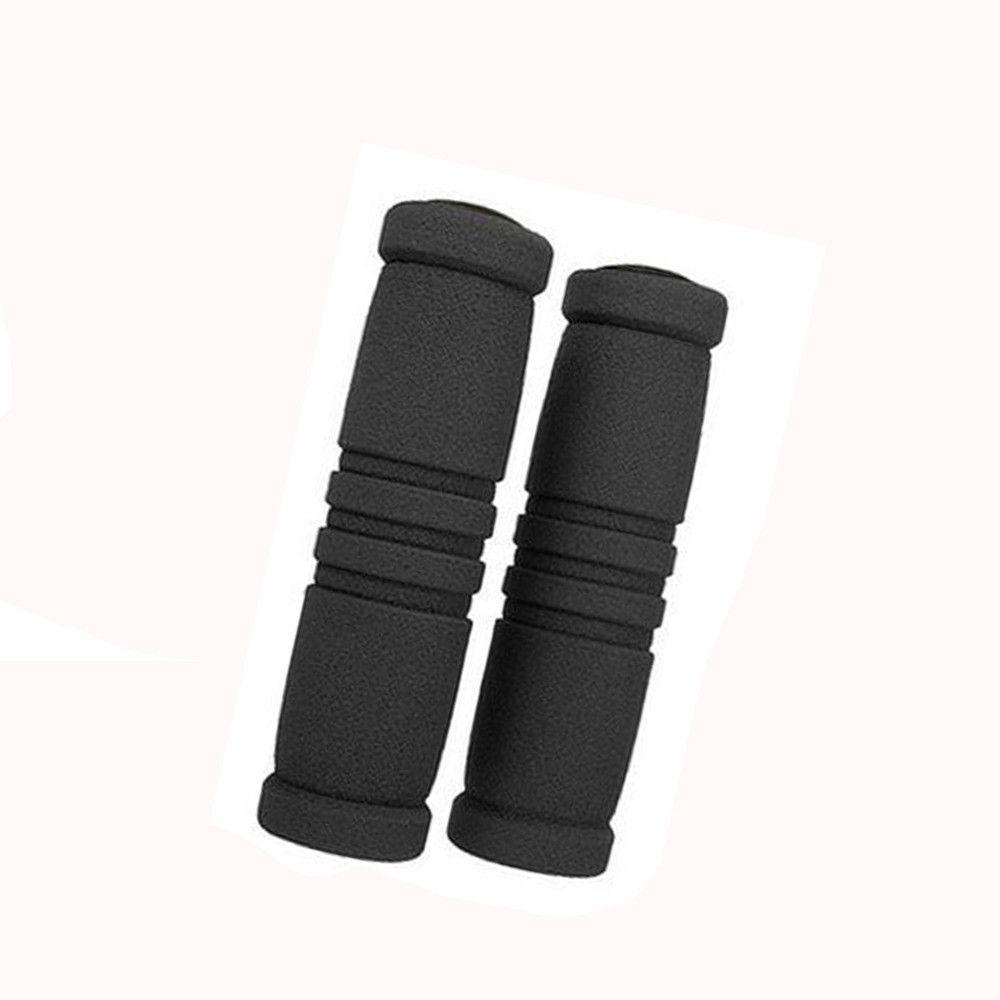 1Pair Nonslip Foam Sponge Bike Racing Bicycle Motorcycle Handle Bar Grip Cover Y
