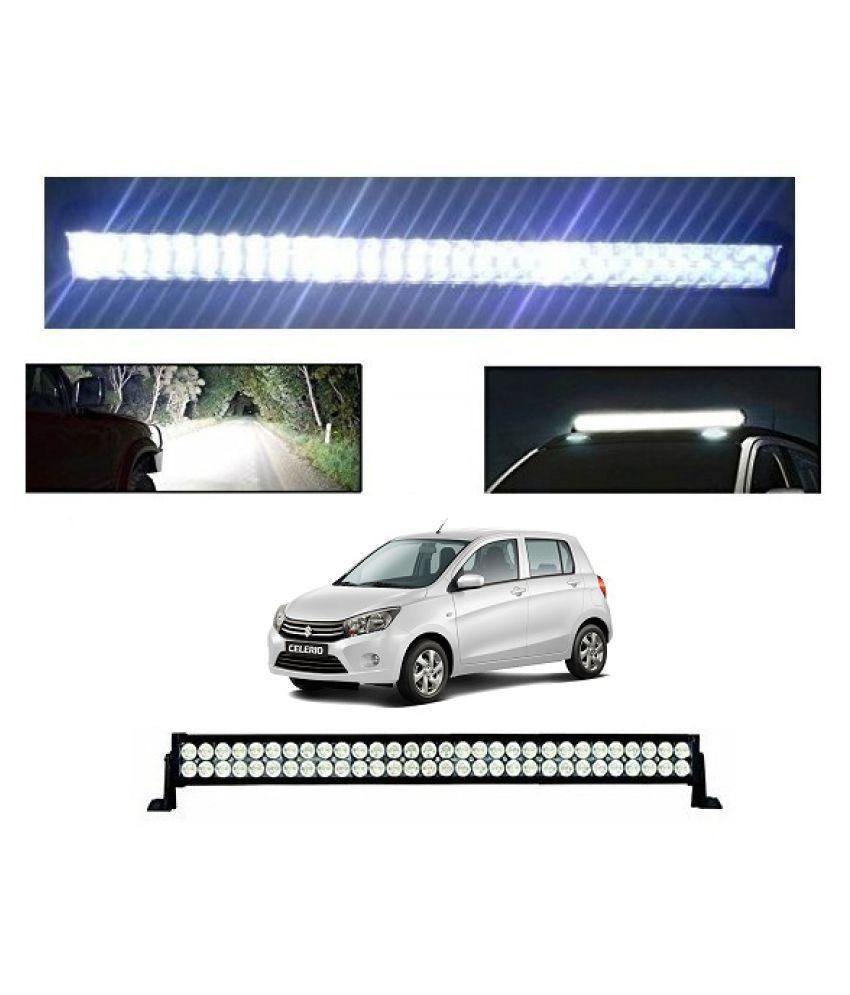 Neeb Traders Maruti Suzuki Celerio Bar Light Fog Light 51Inch 120Watt