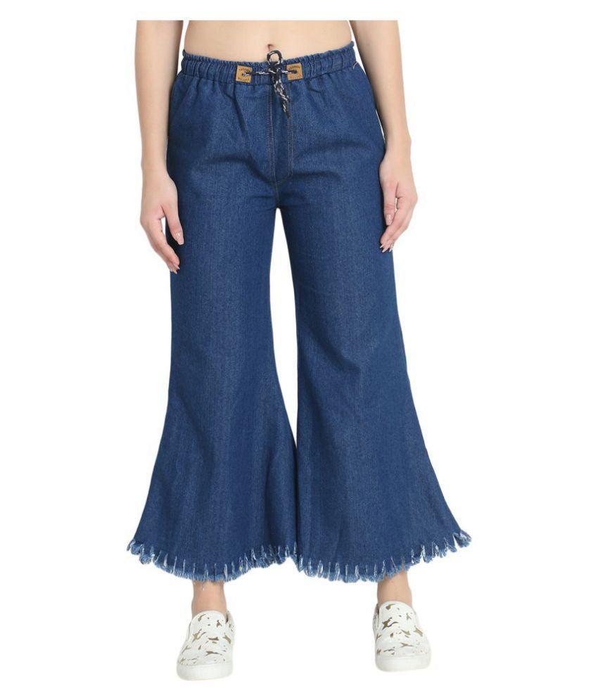Syolo Denim Jeans - Blue