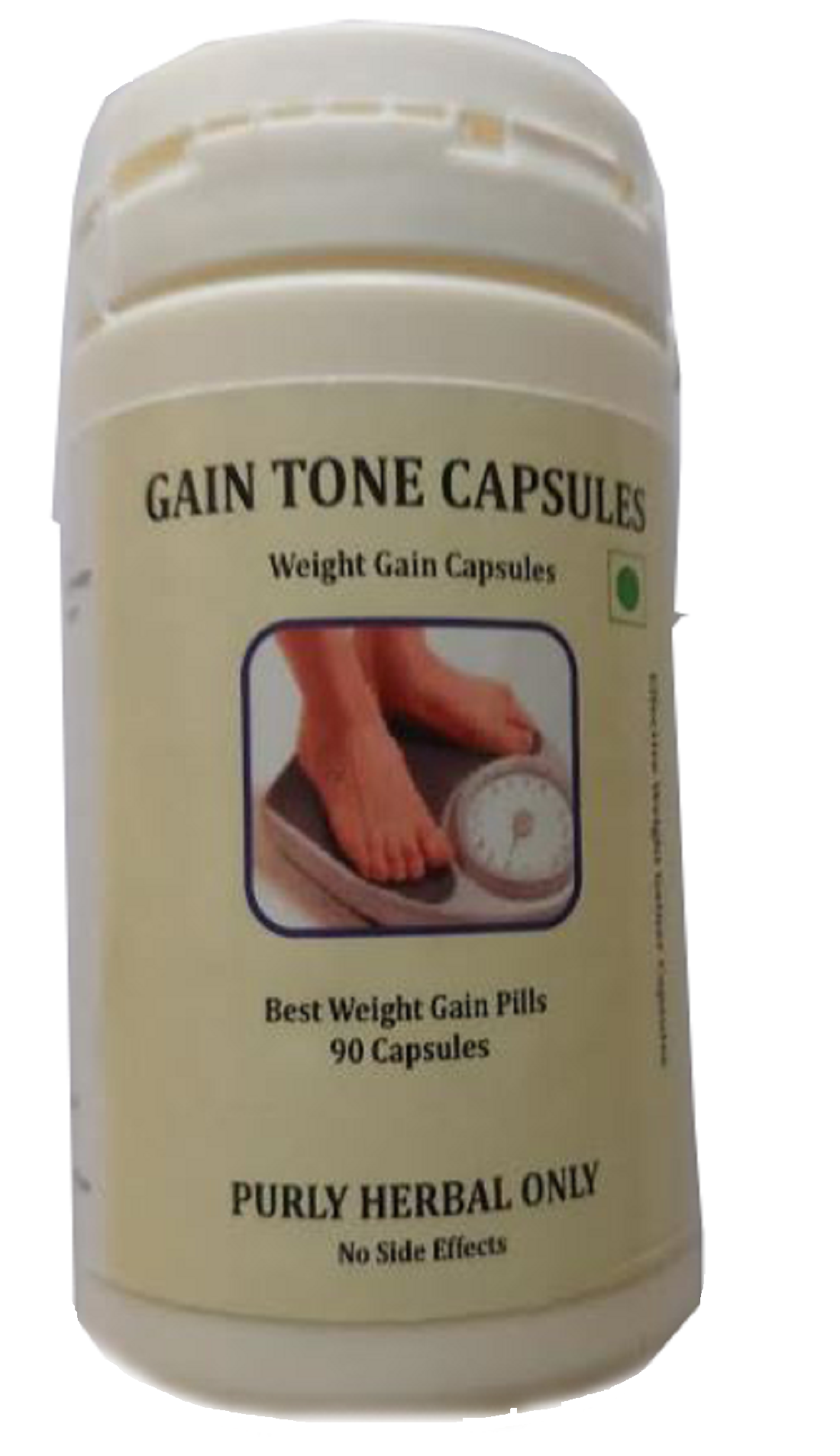 BioMed GAIN TONE (Weight gain)(within 180Days) 90 no.s Weight Gainer Tablets