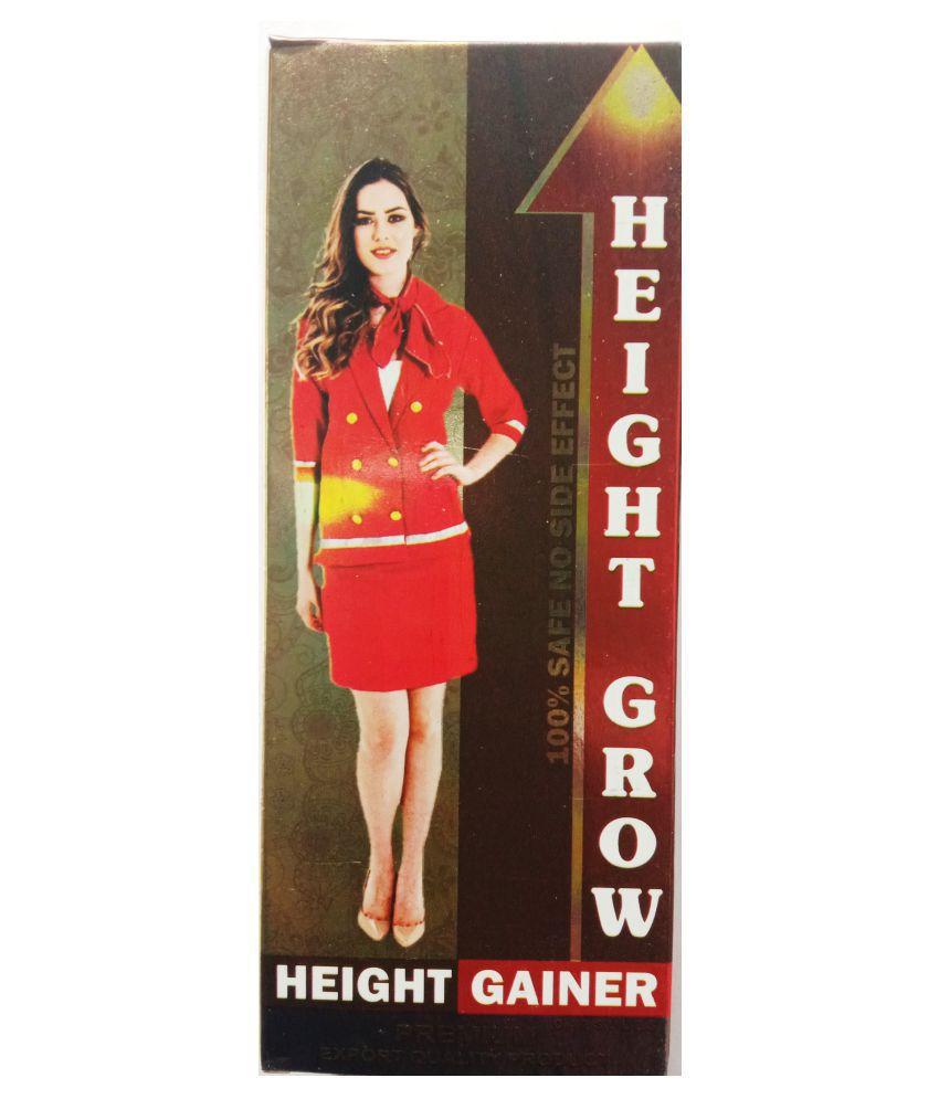 Herbal Care Height Grow Capsule 60 no.s