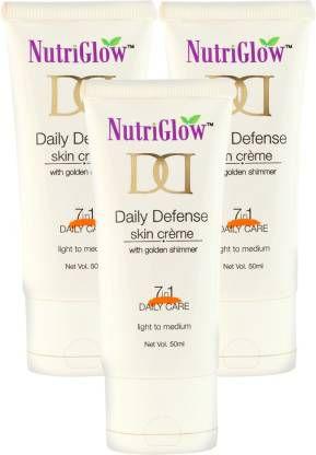 Nutriglow DD Cream Foundation Light 50 g