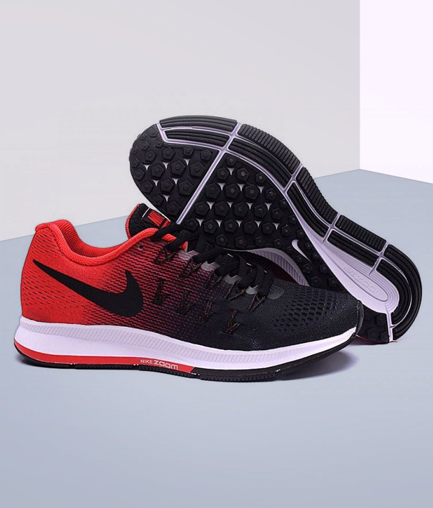 really cheap hot products running shoes Nike AIR ZOOM PEGASUS 33 Red Running Shoes - Buy Nike AIR ...