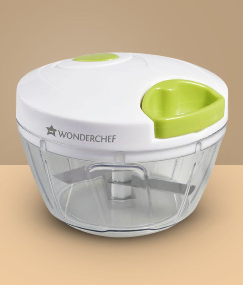 Wonderchef Plastic Manual Chopper