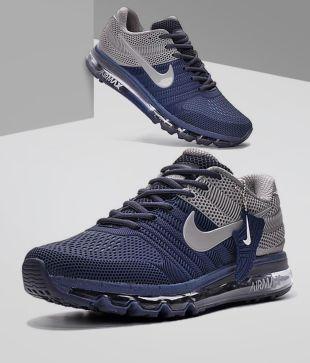 Nike NIKE 2017 GREY BLUE Grey Running