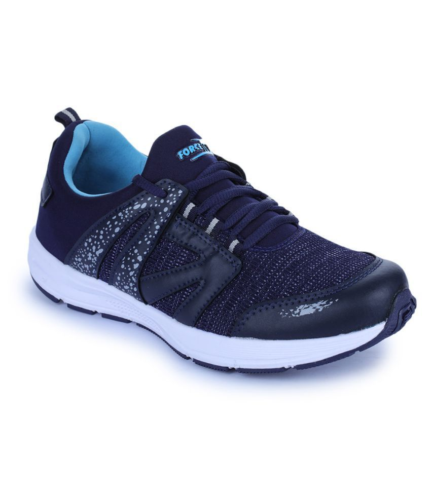 FORCE 10 By Liberty Navy Running Shoes