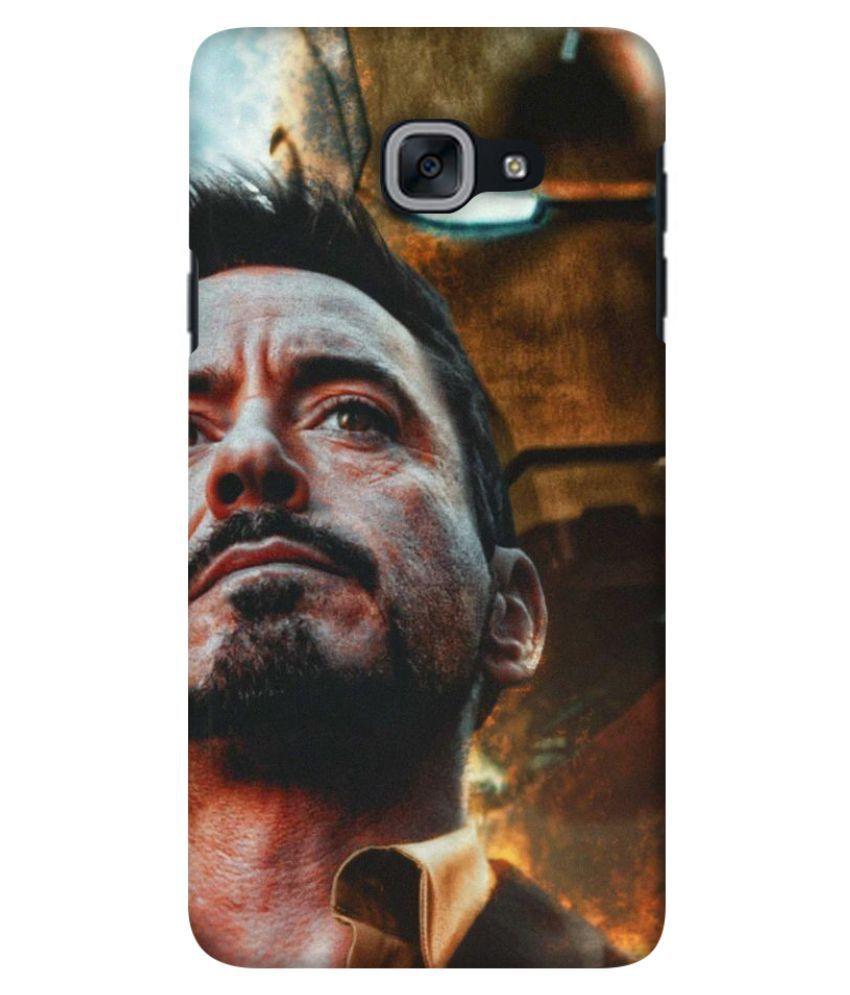Samsung Galaxy J7 Max Printed Cover By GV GODESHWARAM