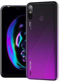 TECNO SPARK 4AIR KC1j ( 32GB , 3 GB ) Black