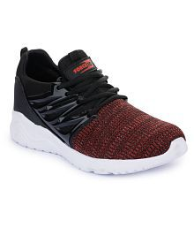 Liberty Outdoor Maroon Casual Shoes