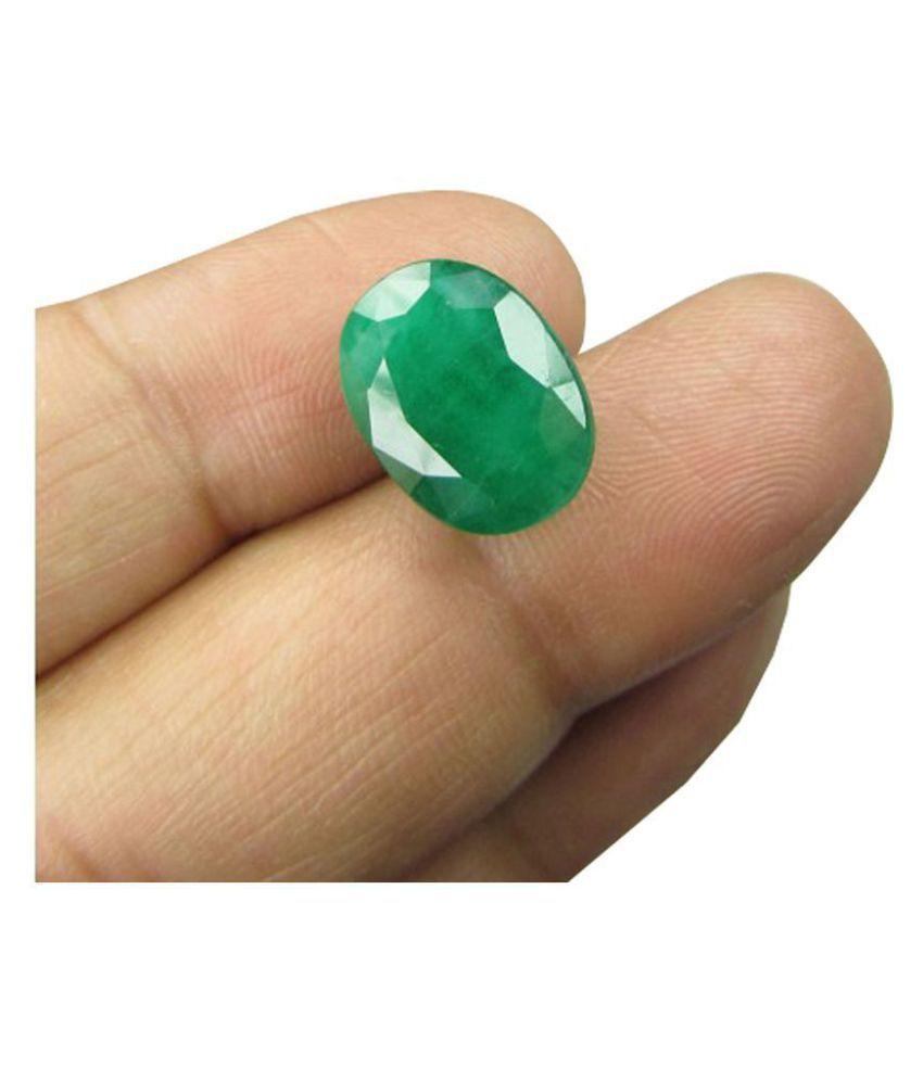 A1 Gems 8 - 8.5 -Ratti Self certified Emerald