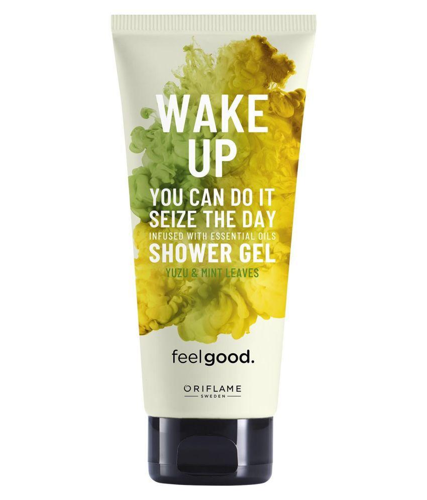 ORIFLAME wake up feel good EDT Shower Gel 200 mL