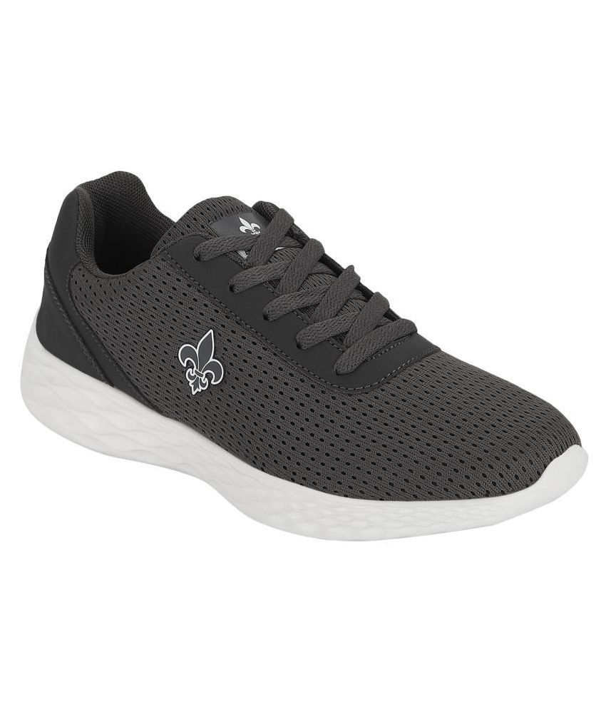 Bond Street By Red Tape Gray Training Shoes