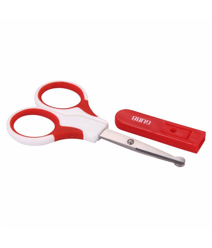 Gubb Safety Scissor Moustache Scissors