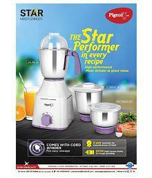 Pigeon Pigeon Star mixer 550 Watt 3 Jar Mixer Grinder