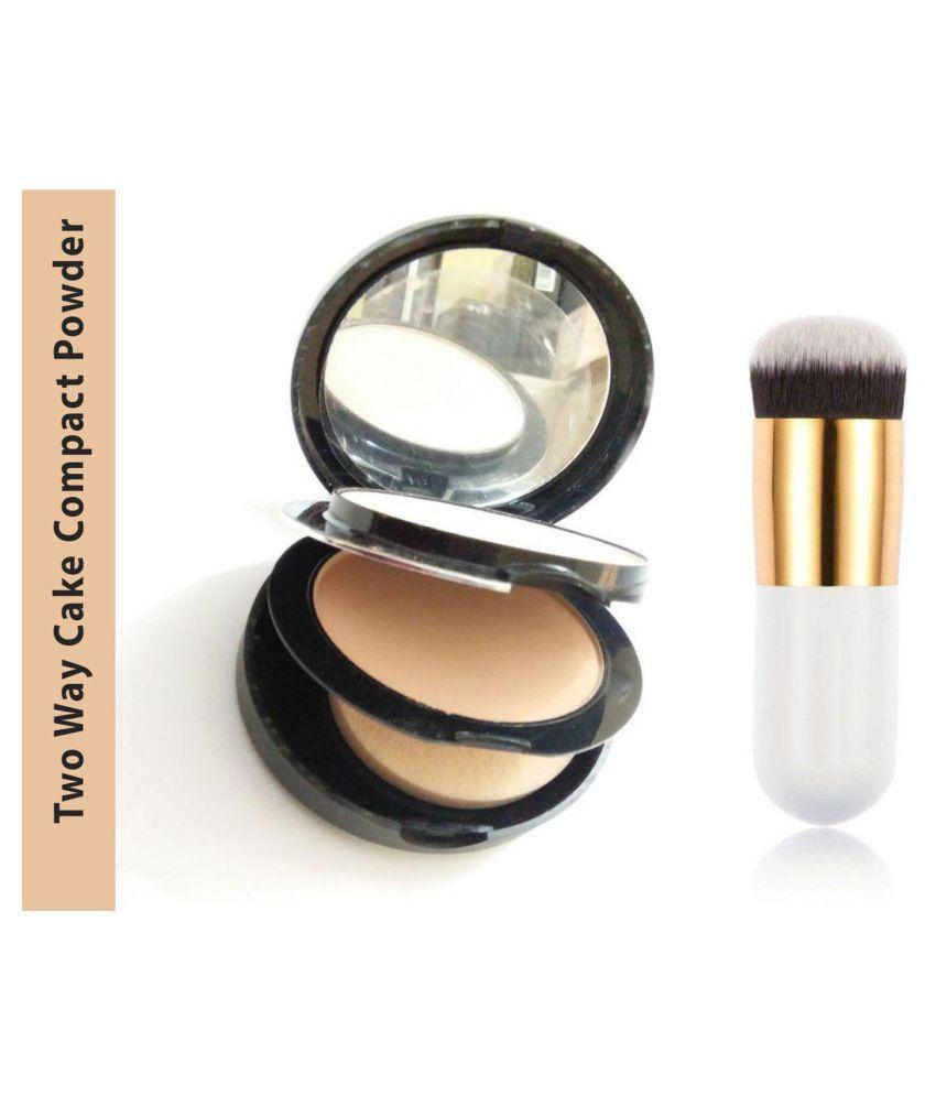 SSDN Cosmetics Professional Makeup Brush & 2Side HD Powder Light 250 g