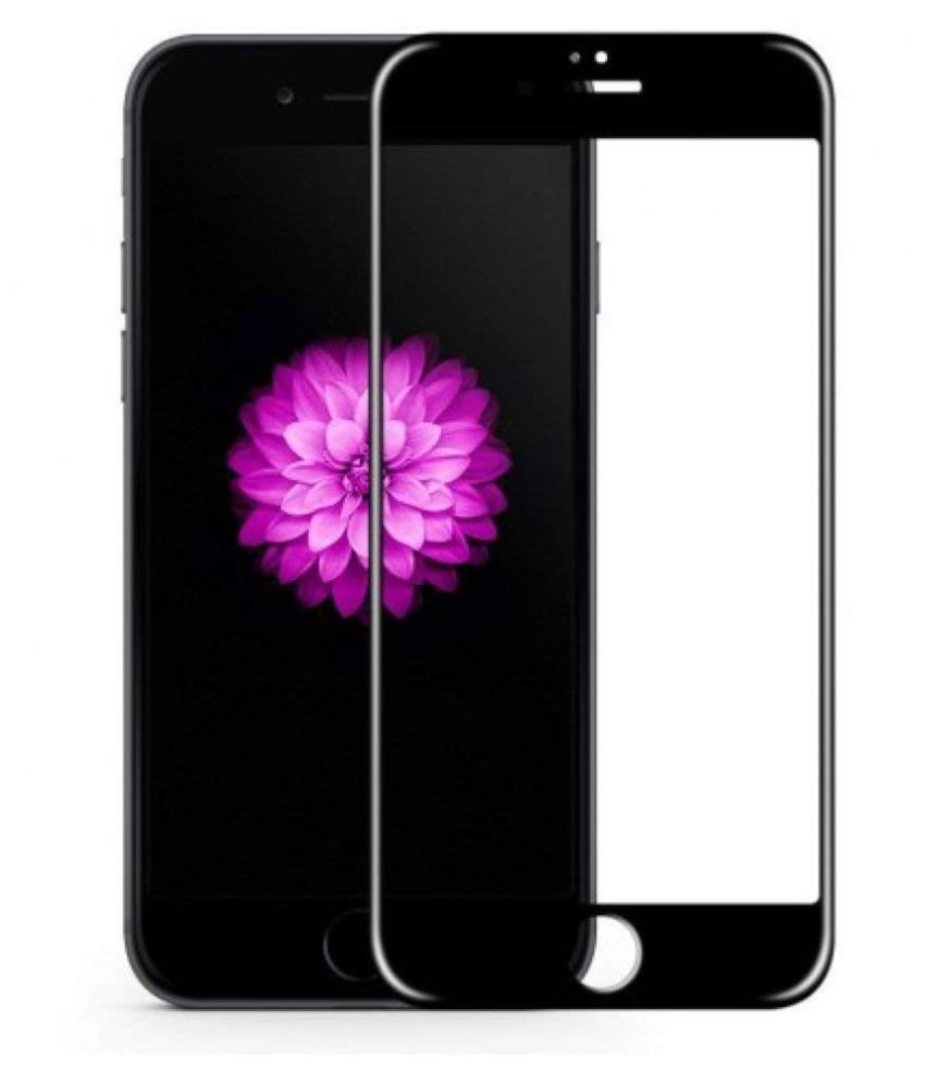 Apple Iphone 8 Tempered Glass Screen Guard By lenmax UV Protection, Anti Reflection