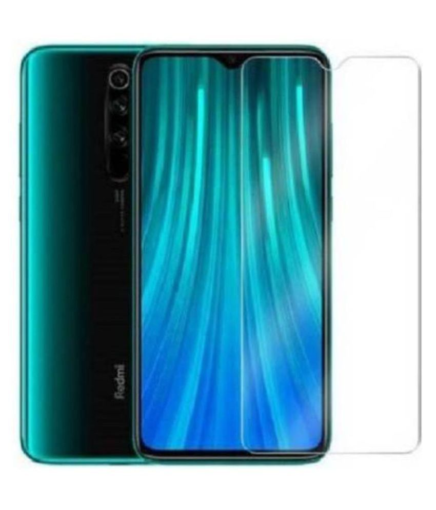 Xiaomi Redmi Note 7 Pro Tempered Glass Screen Guard By lenmax UV Protection, Anti Reflection
