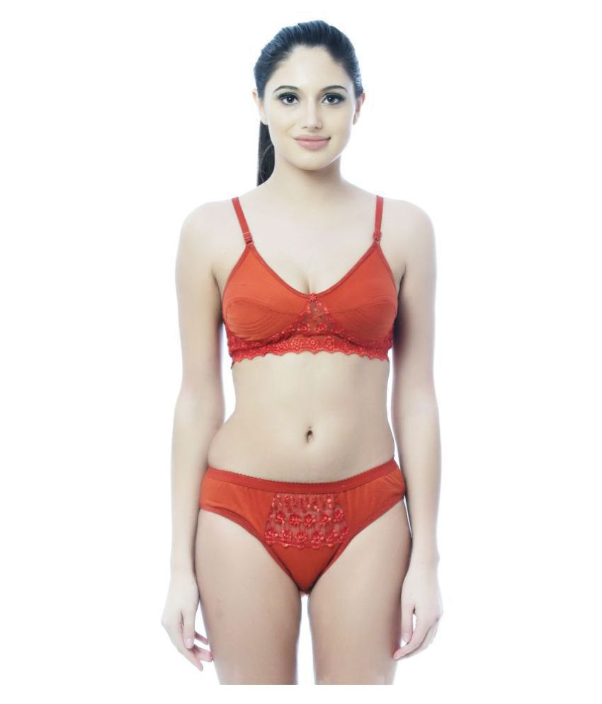 NutexSangini Cotton Bra and Panty Set