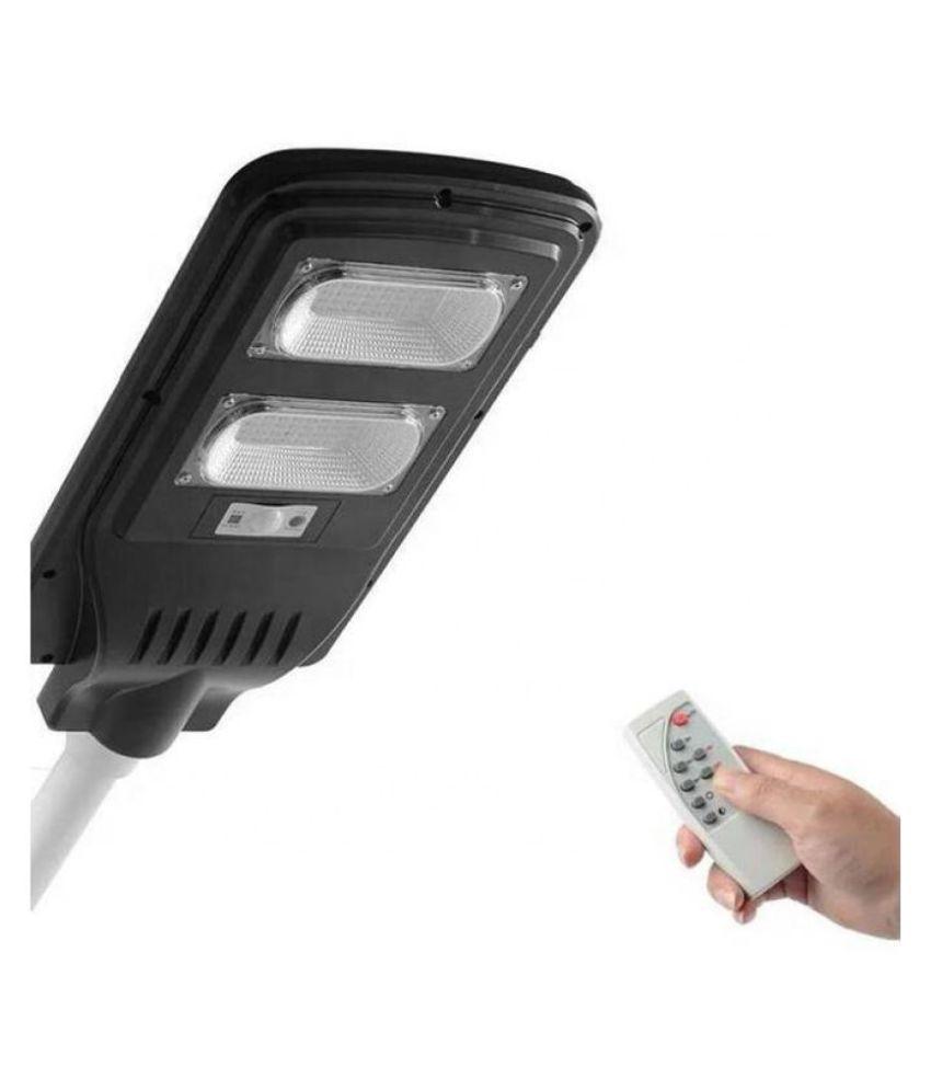 S G Solar World 40W Solar Street Light - Pack of 1