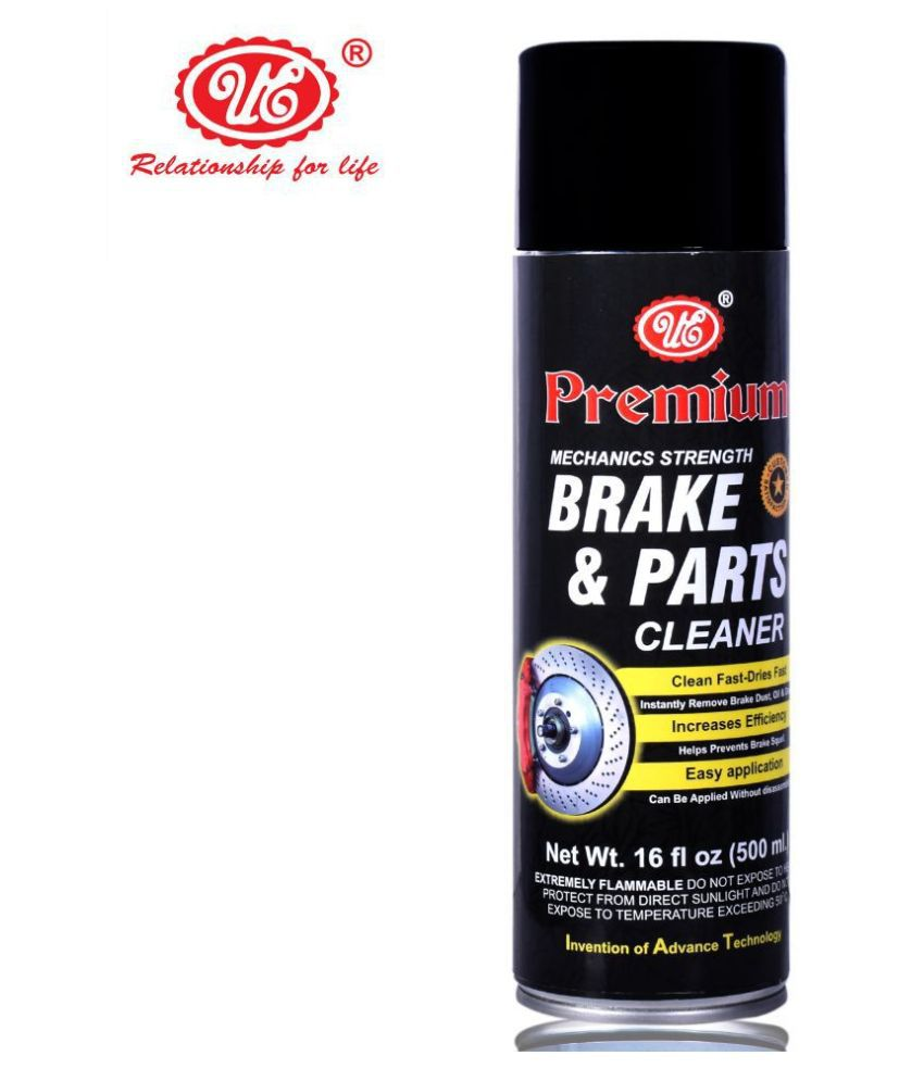 UE Premium High Power Brake & Parts Cleaner - (500 ML) Car Care/Car Accessories/Automotive Products