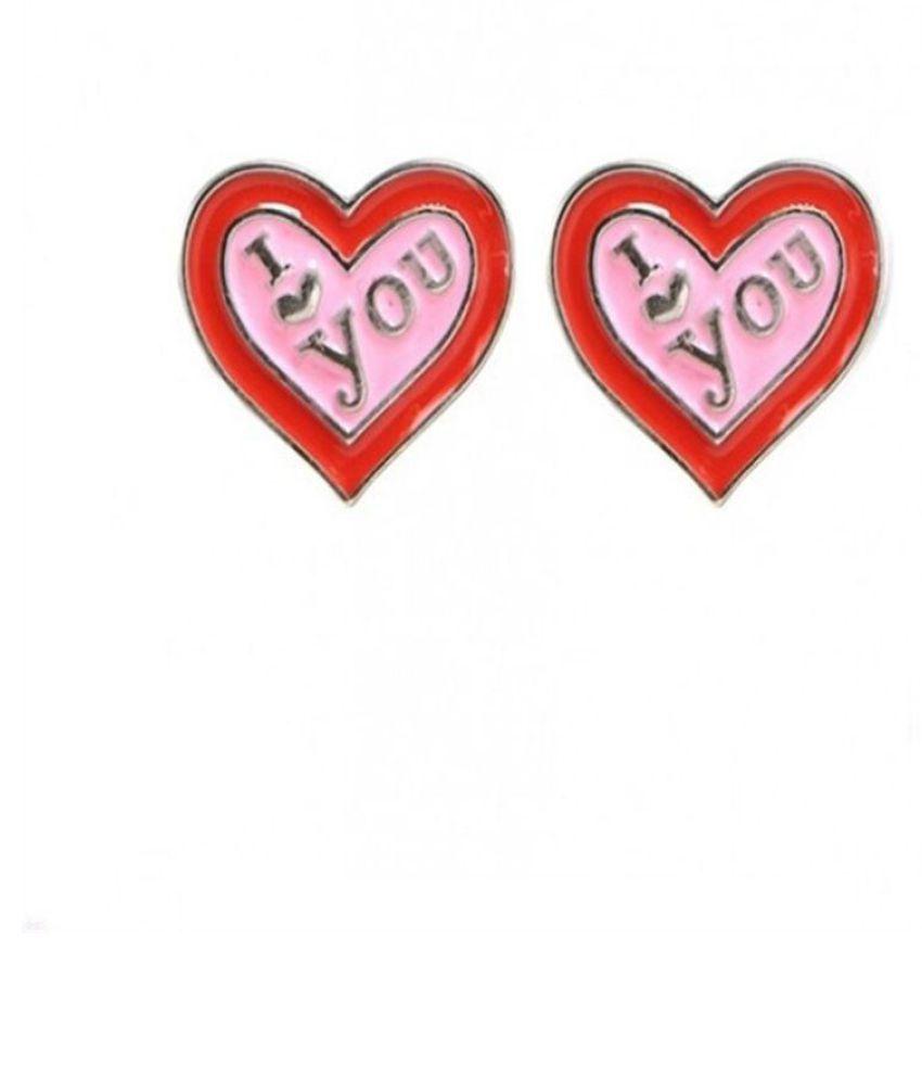 Fabula Jewellery Pink Heart