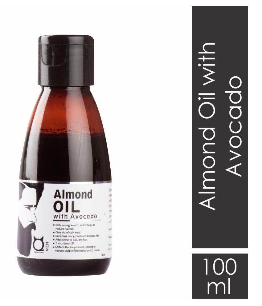 Qraa Almond Oil- With Avacado Oil 100 mL