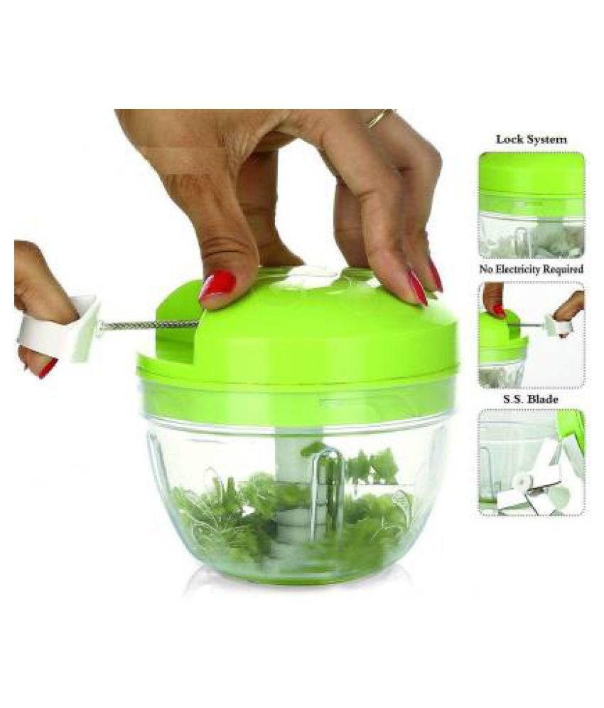 Mapon Fashion Fruit and Vegetables Easy Spin Cutter