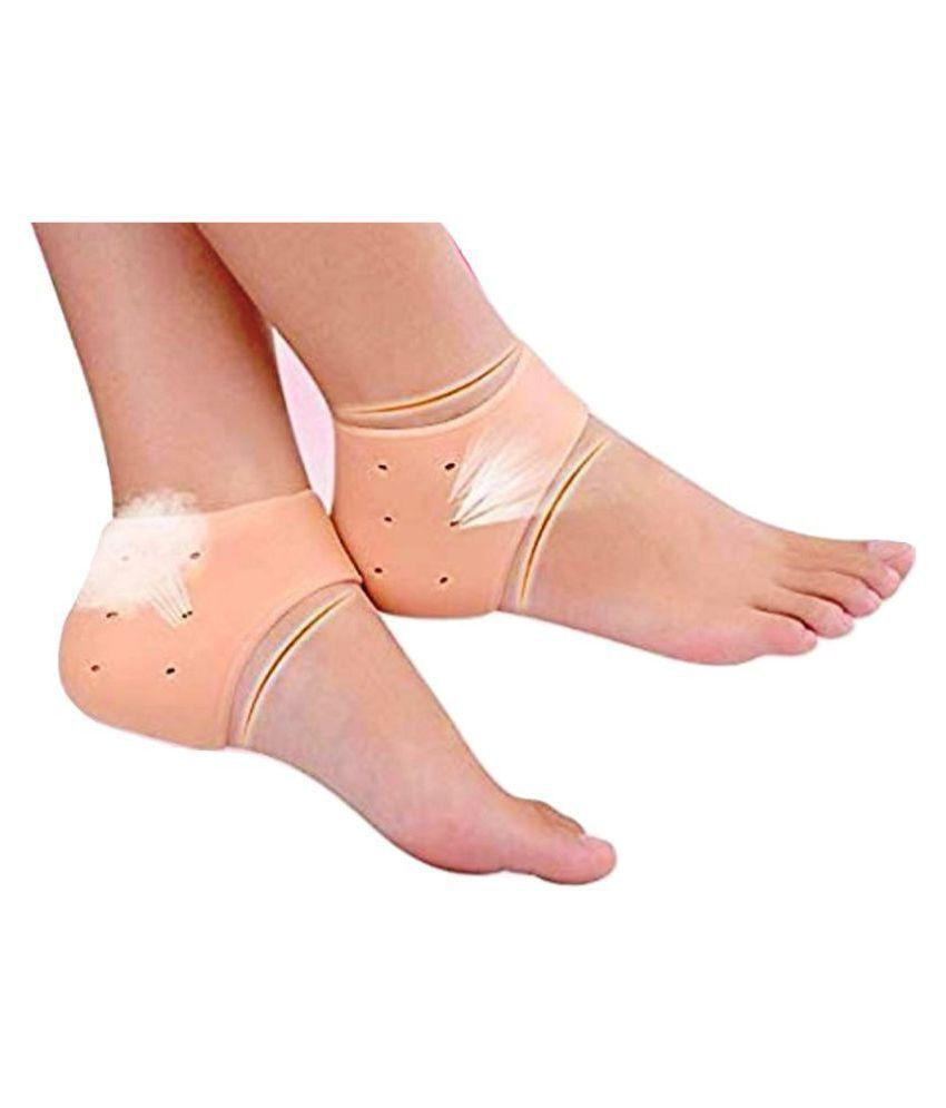 Pradipta's Heel Anti Crack Set Free Size