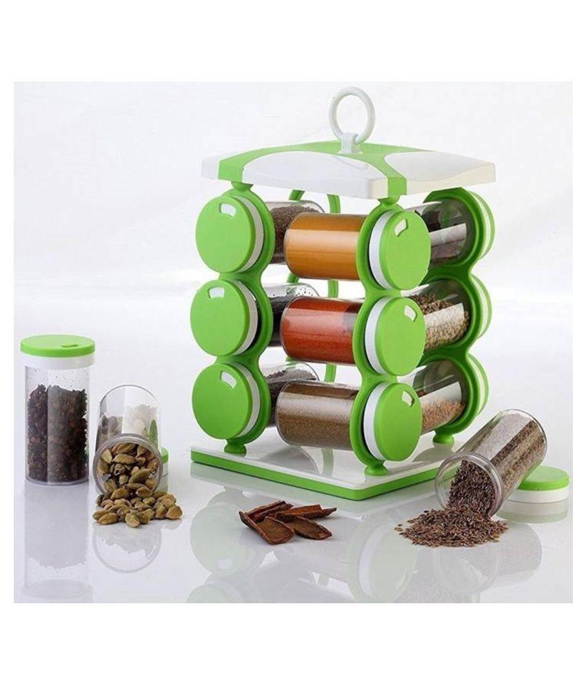 Kiwilon Spice Rack Green - Pack of 1