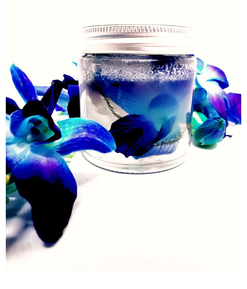 Anrh Group Turquoise Jar Candle - Pack of 1