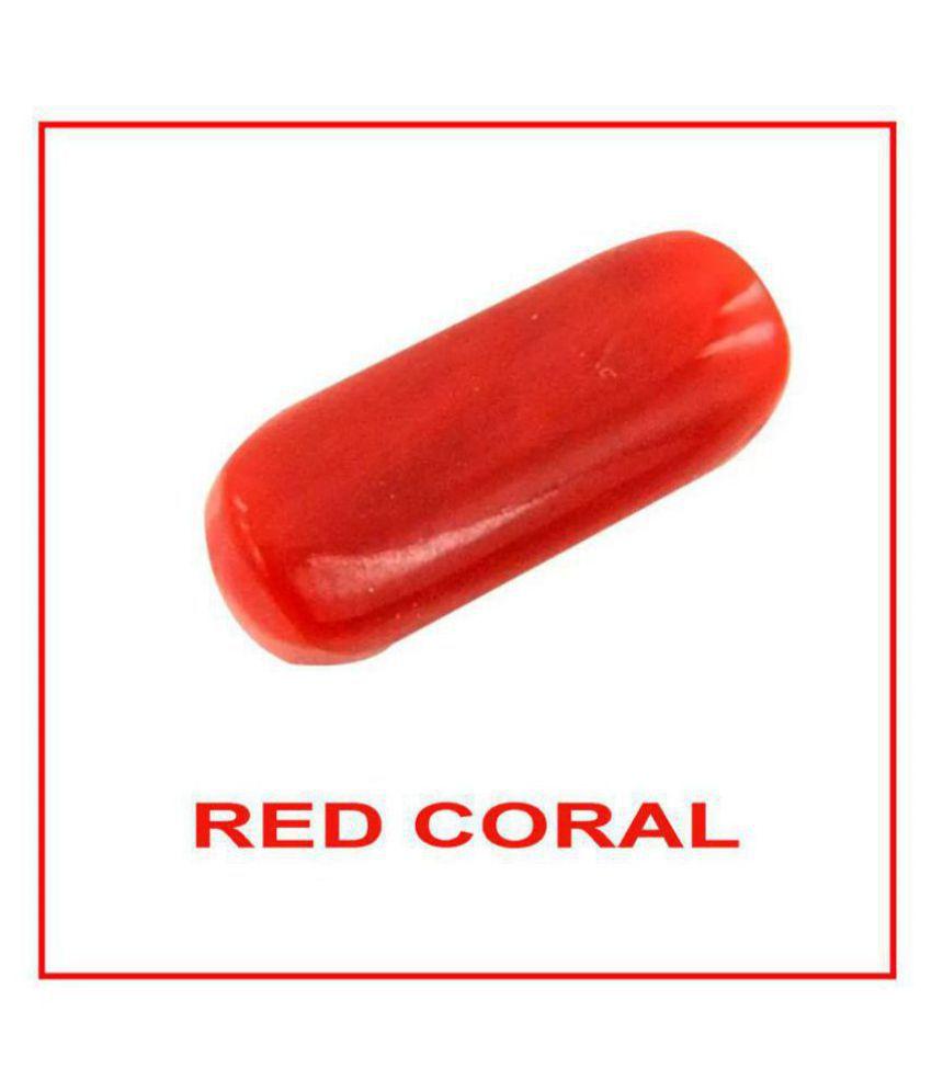 Aarushi Sales 10 - 10.5 -Ratti Self certified Coral