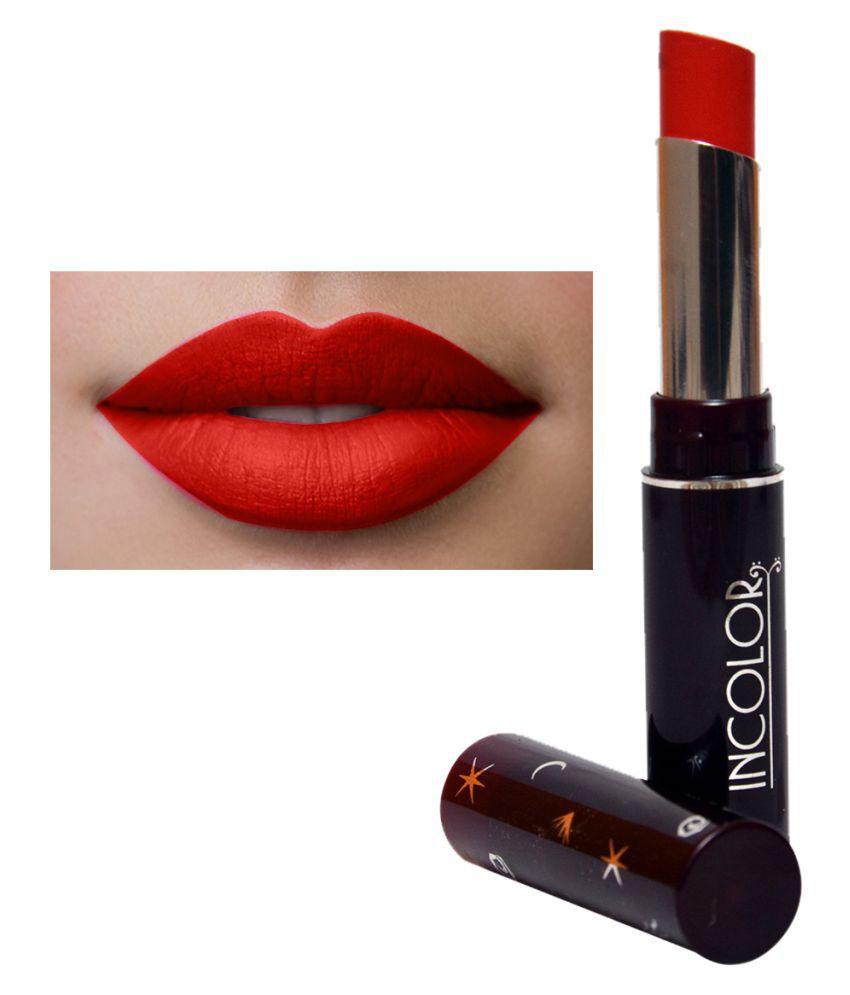 Incolor Lipstick Orange 2.3 g