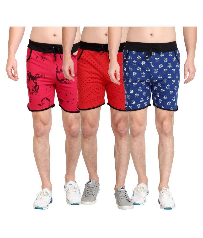 Diaz Multi Shorts 3