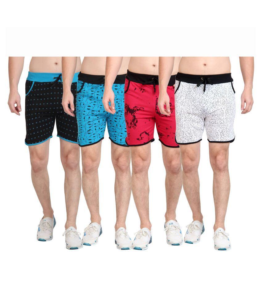 Diaz Multi Shorts 4