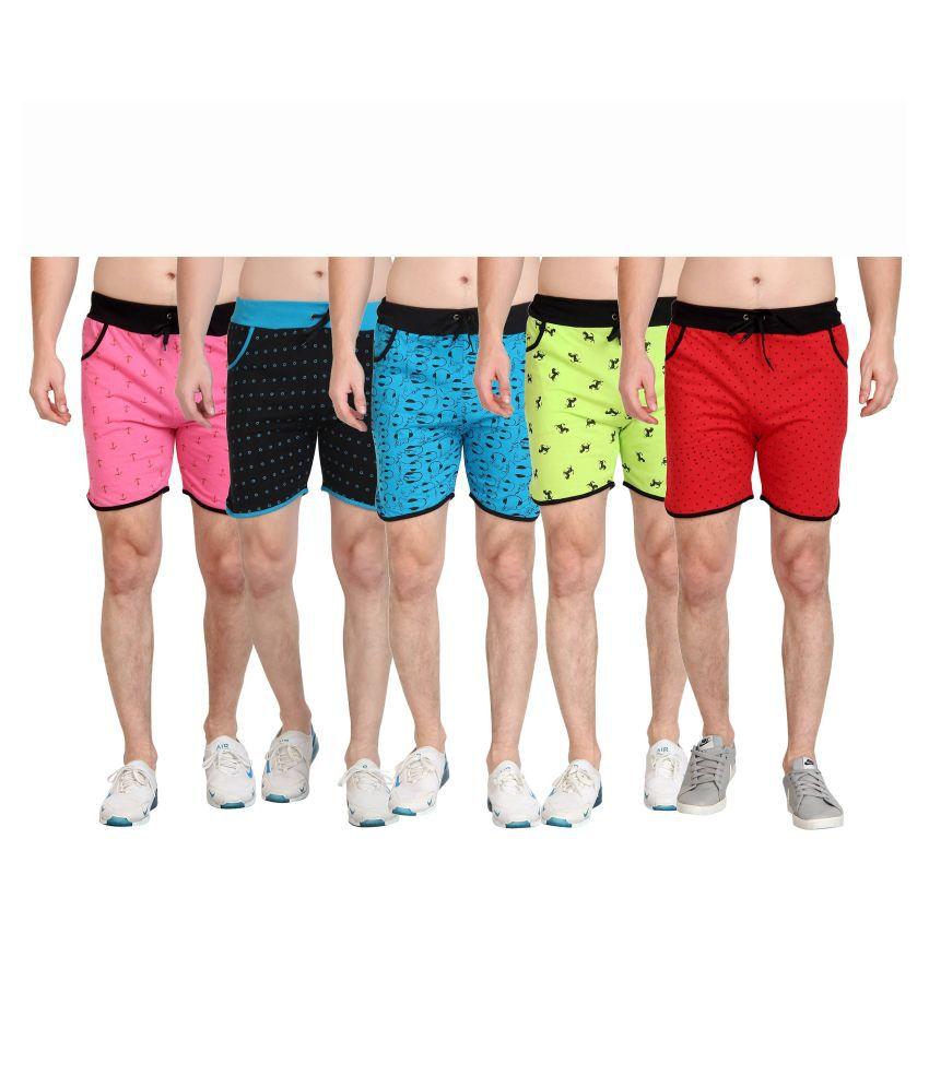 Diaz Multi Shorts 5