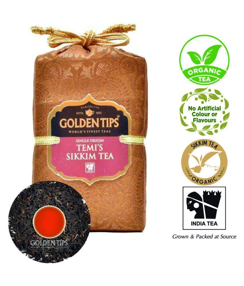 Golden Tips Darjeeling Black Tea Loose Leaf 200 gm